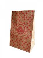 Пакет бумажный на вынос, 1000 шт. - Поставка профессионального оборудования и продуктов питания для ресторанов, кафе, баров | HoReCaMart.ru | Екатеринбург