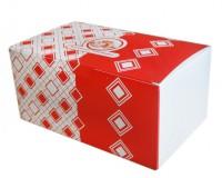 Коробка на вынос 115*75*45 мм., 1000 шт/кор. - Поставка профессионального оборудования и продуктов питания для ресторанов, кафе, баров | HoReCaMart.ru | Екатеринбург