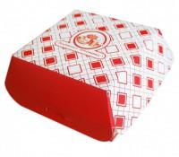 Коробка для гамбургера, 400 шт.  - Поставка профессионального оборудования и продуктов питания для ресторанов, кафе, баров | HoReCaMart.ru | Екатеринбург