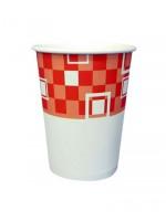 Бумажный двухслойный стакан, 270 мл. х 600 шт. - Поставка профессионального оборудования и продуктов питания для ресторанов, кафе, баров | HoReCaMart.ru | Екатеринбург