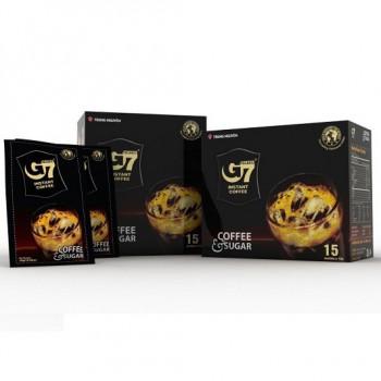 Растворимый кофе G7 2 в 1, 16 г. х 15 шт.  - Поставка профессионального оборудования и продуктов питания для ресторанов, кафе, баров | HoReCaMart.ru | Екатеринбург