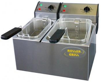 Фритюрница Roller Grill FD 50+80 - Поставка профессионального оборудования и продуктов питания для ресторанов, кафе, баров | HoReCaMart.ru | Екатеринбург