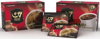 Растворимый черный кофе G7, 2 г. х 15 шт. - Поставка профессионального оборудования и продуктов питания для ресторанов, кафе, баров | HoReCaMart.ru | Екатеринбург