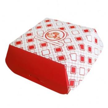 Коробка для гамбургера, 200 шт.   - Поставка профессионального оборудования и продуктов питания для ресторанов, кафе, баров | HoReCaMart.ru | Екатеринбург