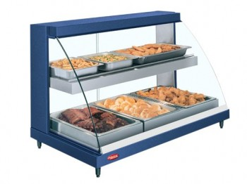 Тепловая витрина GRCD-3PD  - Поставка профессионального оборудования и продуктов питания для ресторанов, кафе, баров | HoReCaMart.ru | Екатеринбург