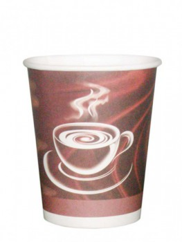 Бумажный стакан, 200 мл. Для кофе х 2025 шт. - Поставка профессионального оборудования и продуктов питания для ресторанов, кафе, баров | HoReCaMart.ru | Екатеринбург