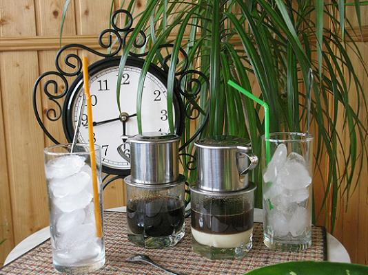 Вьетнамский кофе - рецепт приготовления.